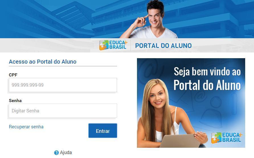 Educa Mais Brasil 2017 Portal do Aluno