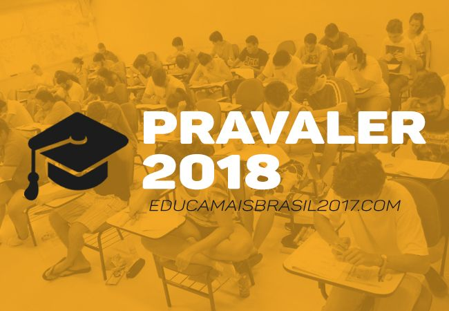 PRAVALER 2018